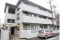 埼玉県越谷市、新田駅徒歩23分の築29年 3階建の賃貸マンション