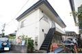 東京都府中市、多磨駅徒歩5分の築40年 2階建の賃貸アパート