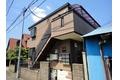 東京都府中市、府中本町駅徒歩6分の築18年 2階建の賃貸アパート