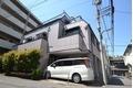 東京都豊島区、東池袋駅徒歩5分の築25年 2階建の賃貸マンション