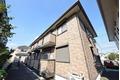 東京都調布市、国領駅徒歩17分の築15年 2階建の賃貸アパート