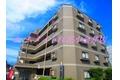 東京都東村山市、久米川駅徒歩21分の築22年 6階建の賃貸マンション