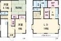 愛知県豊田市、豊田市駅徒歩13分の築18年 2階建の賃貸一戸建て